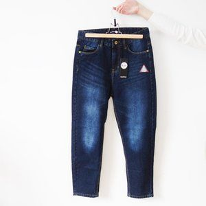 BRAND NEW* High Rise Mom Jeans